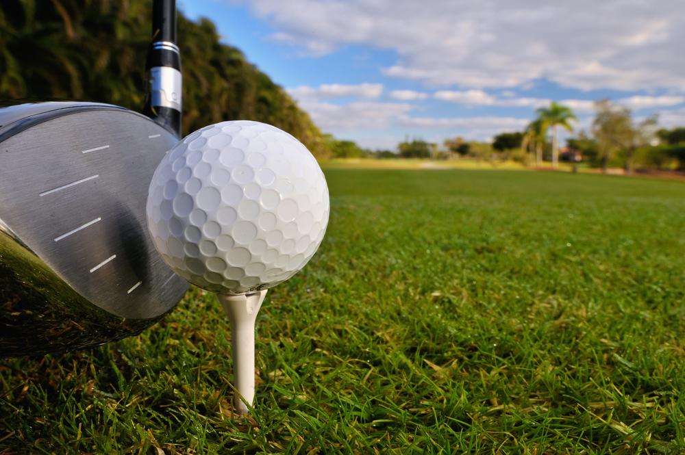 Wie ist die Geschwindigkeit von einen Golfball?