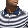 Adidas Premium Bold Stripe Polo