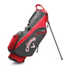 Callaway Zero Stand Bag Charcoal/Red