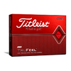 Titleist TruFeel Red Balls 2020