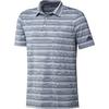 Adidas Heather Snap Polo Shirt