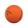 Callaway Supersoft Matte Orange Golf Balls