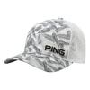 Ping Pattern Mesh Cap
