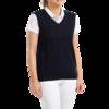 FootJoy Women´s Wool Blend Cable Knit V-Neck Vest