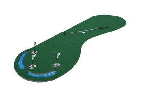 PGA Tour 3' X 9' Putting Mat