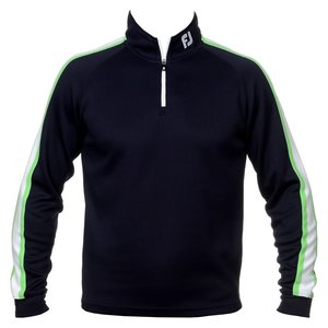 Footjoy Textured Chill-Out Pullover 1/4 Zip