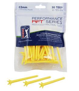 PGA Tour Performance Rft Series Tees 83mm 30 Pack