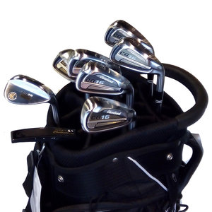 Cleveland CG16 Graphite Set Cart Bag