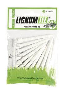 Lignum Tees 82 Mm Bag 12 Pcs