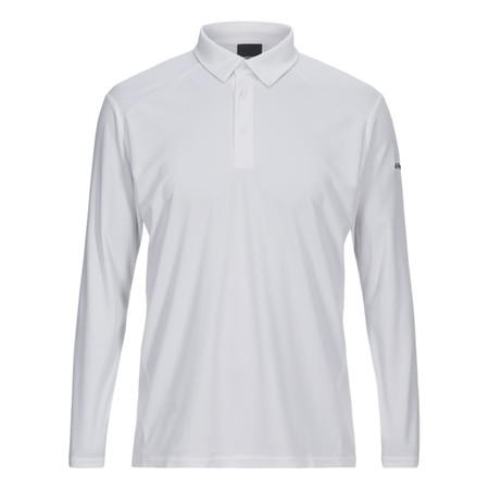 Peak Performance Men's Versec Long-Sleeved Golf Polo Shirt