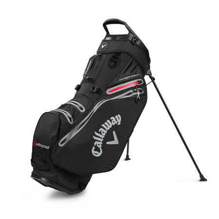 Callaway Hyper Dry C Stand Bag Black/Charcoal