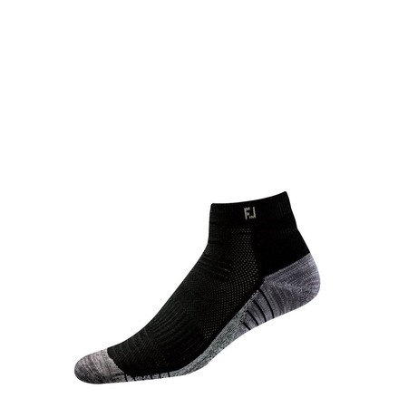 Footjoy Mens Techsof Tour Quarter Socks