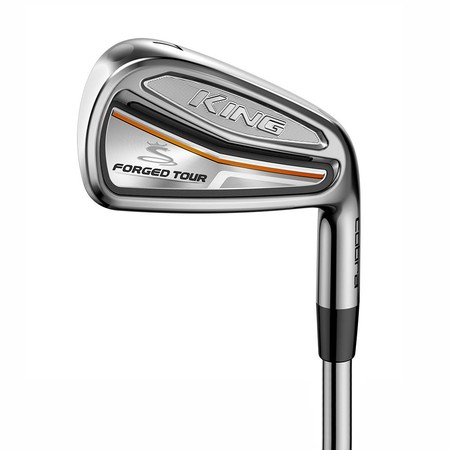 Cobra King Forged Irons Steel 4-PW