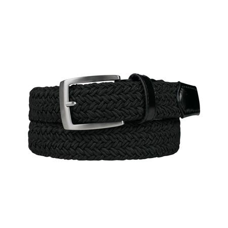 Alberto Basic Braided Belt