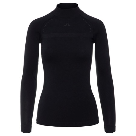 J.Lindeberg W BL Body Mapping Top