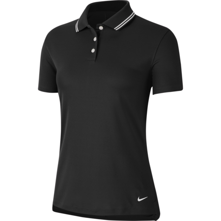 Nike Women Dry Victory Polo SS Solid OLC