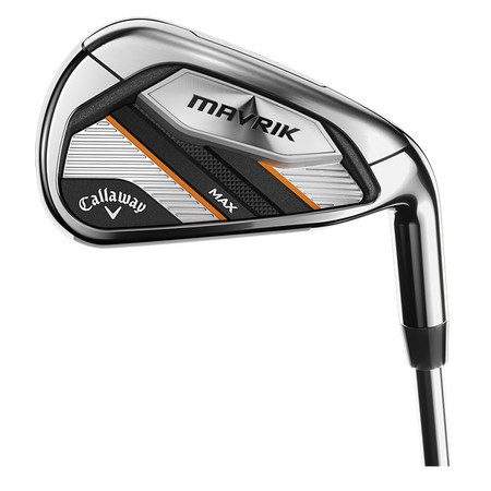 Callaway Marvik Max Irons 4-PW Steel