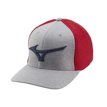 Mizuno Fitted Meshback Cap