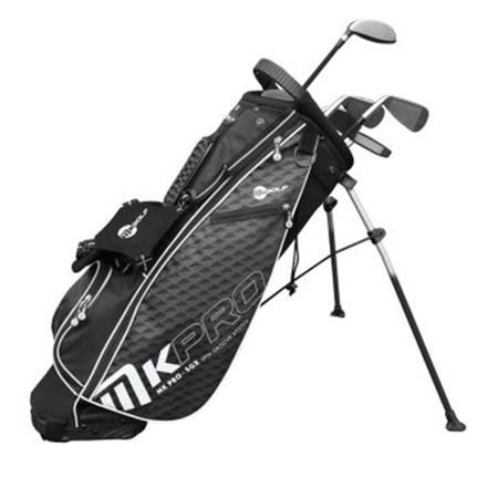 MKids MK Pro Half Set Grey 65in - 165cm