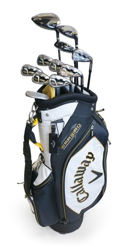 Callaway Warbird Set graphite Ladies