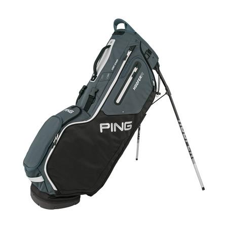 Ping Hoofer 14 Stand Bag Black Slate White