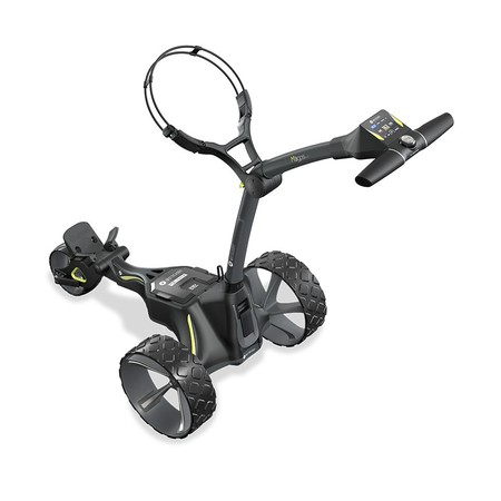 Motocaddy M3 GPS DHC Electric Trolley Graphite + 36 Holes Battery