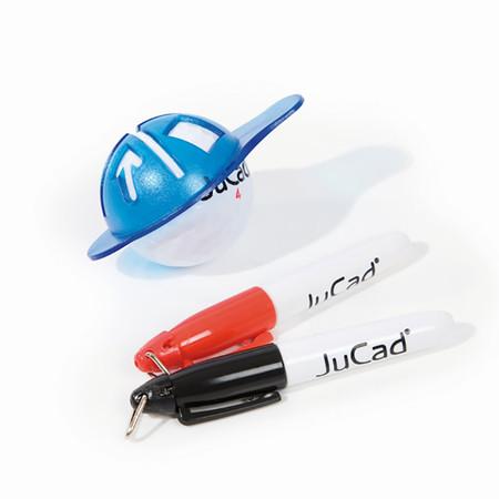 JuCad Ball Marker Set